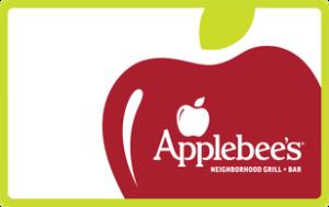 Applebee's Canada eGift